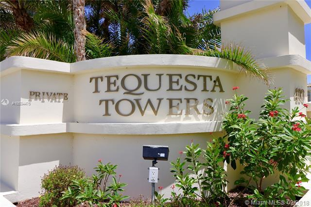 TEQUESTA TOWERS COND APTS     UNIT 302