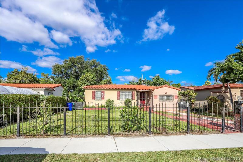1970 SW 32 Ave, Coral Gables in Miami-Dade County, FL 33145 Home for Sale