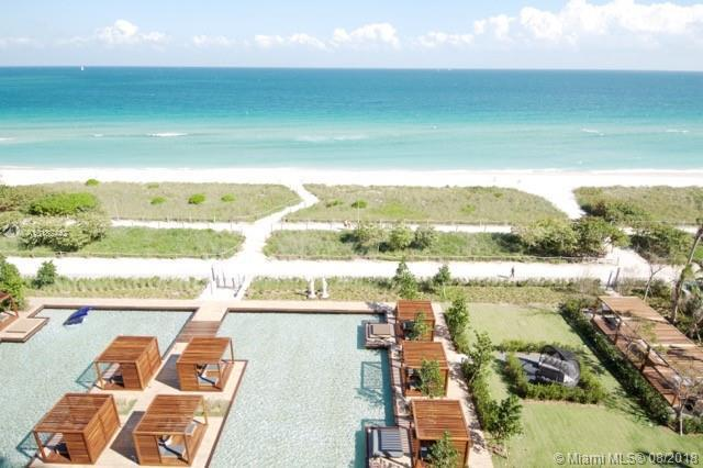 For Sale at  9349   Collins #705 Surfside FL 33154 - Fendi Chateau Residences - 4 bedroom 4 bath A10182442_2