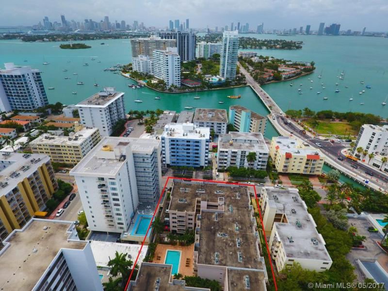 For Sale at  1665   Bay Rd #525 Miami Beach  FL 33139 - West Bay Gardens - 2 bedroom 2 bath A10258042_16