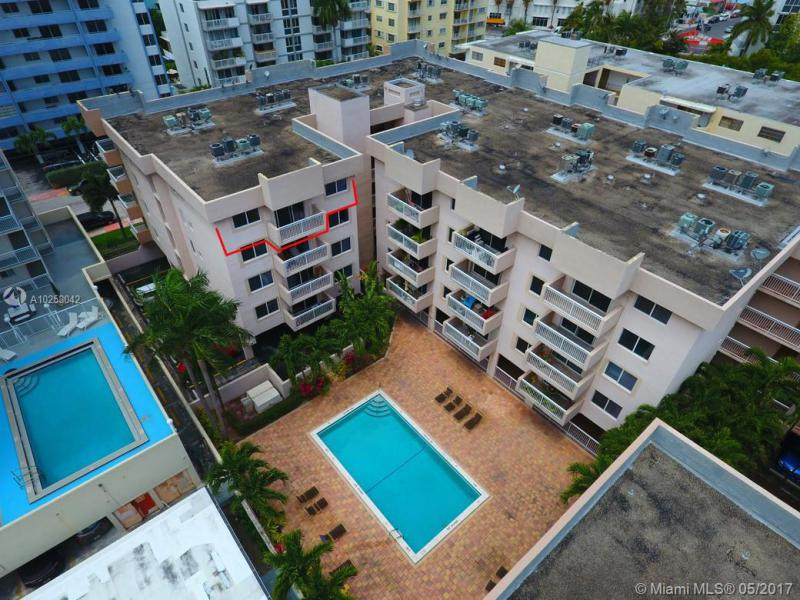 For Sale at  1665   Bay Rd #525 Miami Beach  FL 33139 - West Bay Gardens - 2 bedroom 2 bath A10258042_20