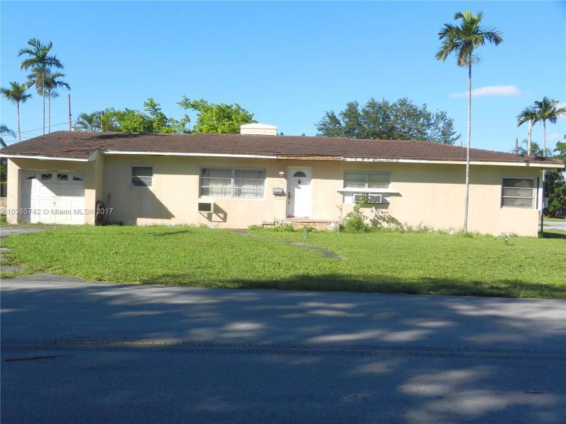 45  Ludlam Dr , Miami Springs, FL 33166-4957
