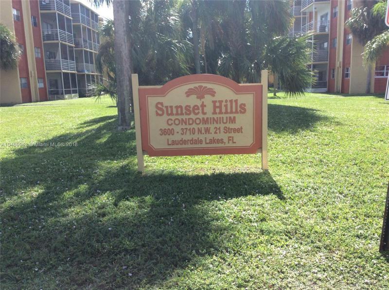 SUNSET HILLS 1 CONDO