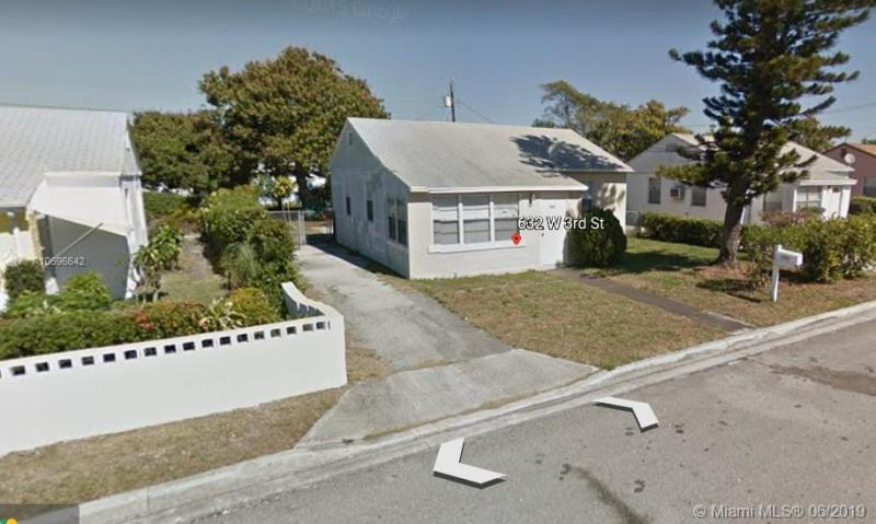 632 W 3rd St, Riviera Beach, FL, 33404