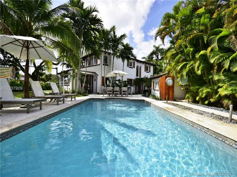 For Sale 893 NE 96 St Miami Shores  FL 33138 - Miami Shores Sec 2