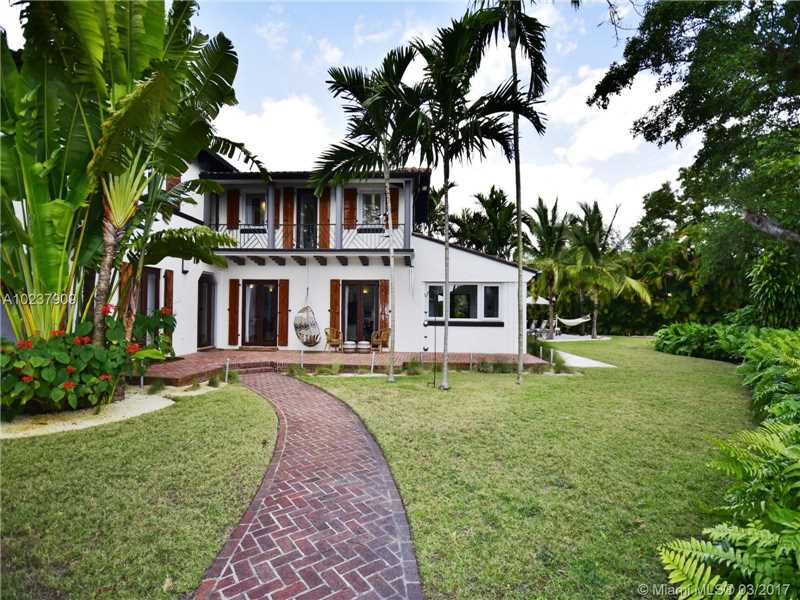 For Sale at  893 NE 96 St Miami Shores  FL 33138 - Miami Shores Sec 2 - 4 bedroom 3 bath A10237909_2