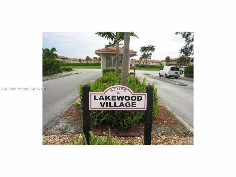 10003 Twin Lakes Dr  Unit 25, Coral Springs, FL 33071