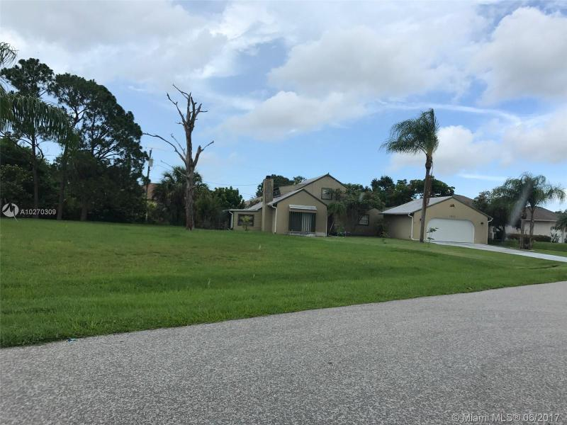 0 SE Mendavia Se Ave, Port St Lucie, FL, 34952
