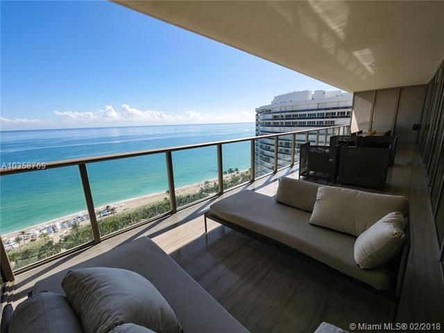 St Regis Bal Harbour Residences Unit #1903S