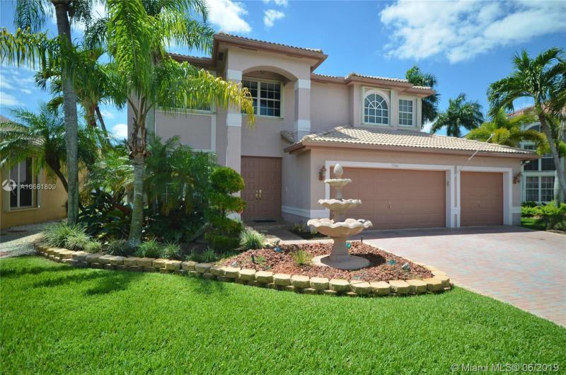 17446 SW 35th Ct  Miramar, FL 33029-1613 MLS#A10661809 Image 1