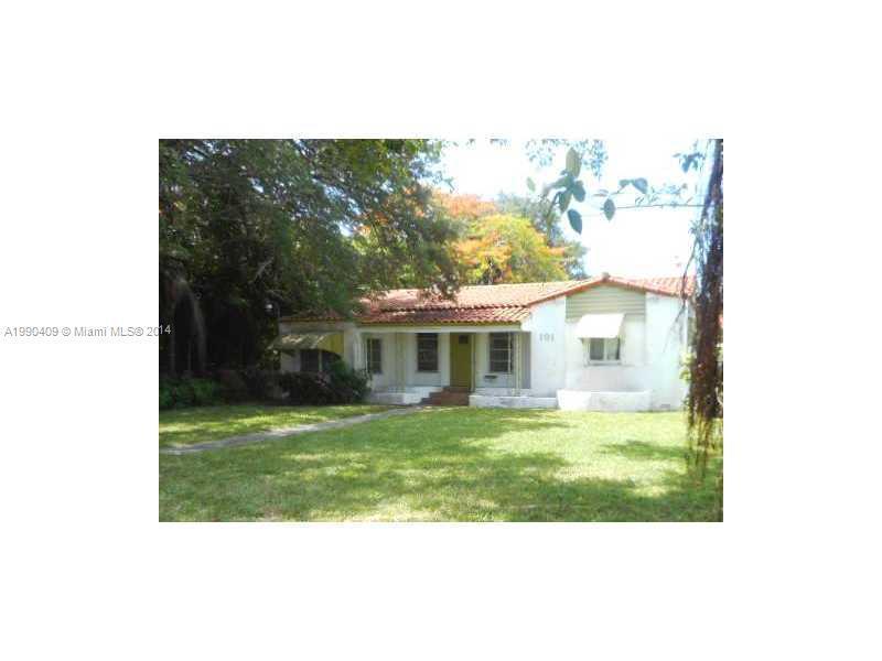 Miami Shores Single Family A1990409