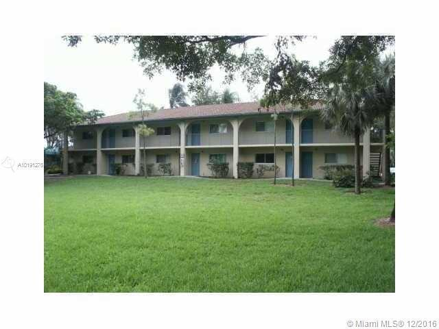7601 42ND PL  Unit 201, Sunrise, FL 33351