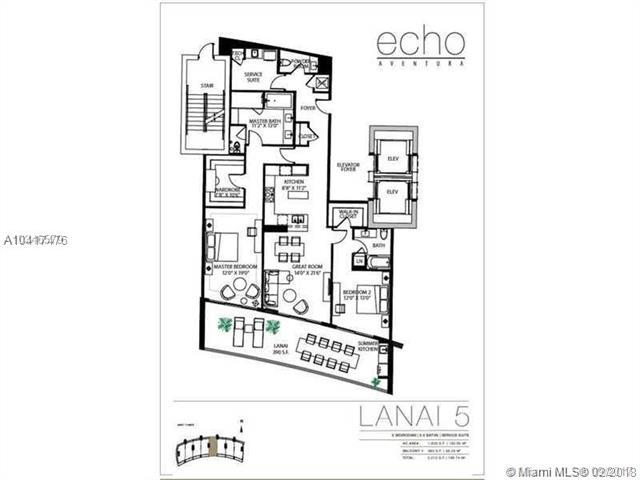 Imagen 6 de Residential Rental Florida>Miami>Miami-Dade   - Rent:4.000 US Dollar - codigo: A10417476
