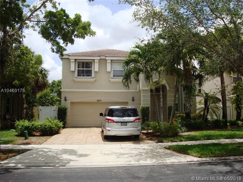 5075 SW 164 Ave,  Miramar, FL