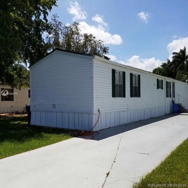 35250 SW 177th Ct. 184 , Homestead, FL 33034-5655