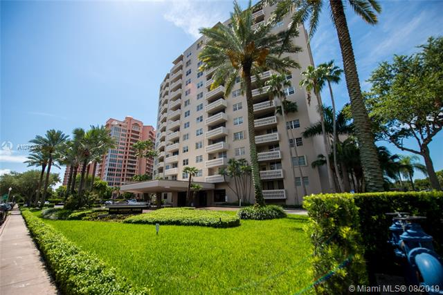 90 Edgewater Dr 1208, Coral Gables, FL, 33133