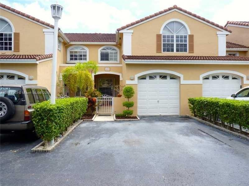 Miami Lakes Residential Rent A10183343