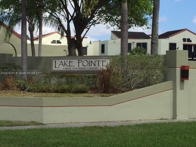 216 Lake Pointe Dr , Oakland Park FL 33309-3595