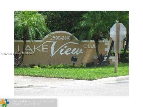 211 Lake Pointe Drive, Oakland Park FL 33309-