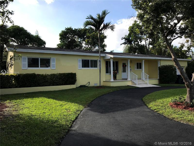 South Miami Single Family A10162910