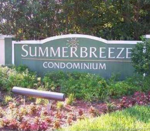 9999  Summerbreeze  Unit 212, Sunrise, FL 33322-5820