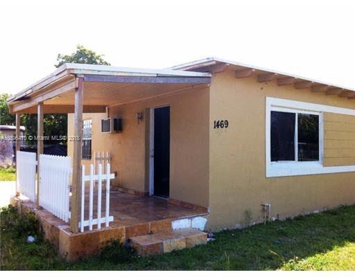 1321 NE 114th Ter , Miami, FL 33161-6820