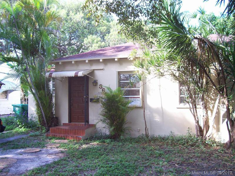 Real Estate For Rent 3621 SW 13 St #   Miami  FL 33145 - Eugenia Groves Park