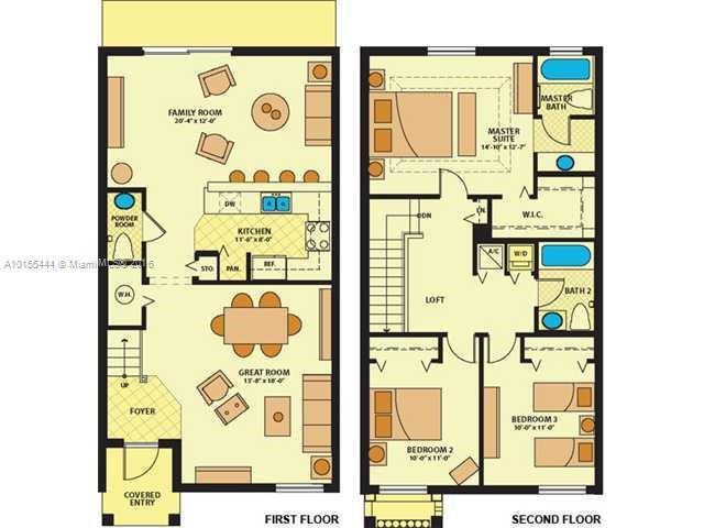 Miramar Condo/Villa/Co-op/Town Home A10155444