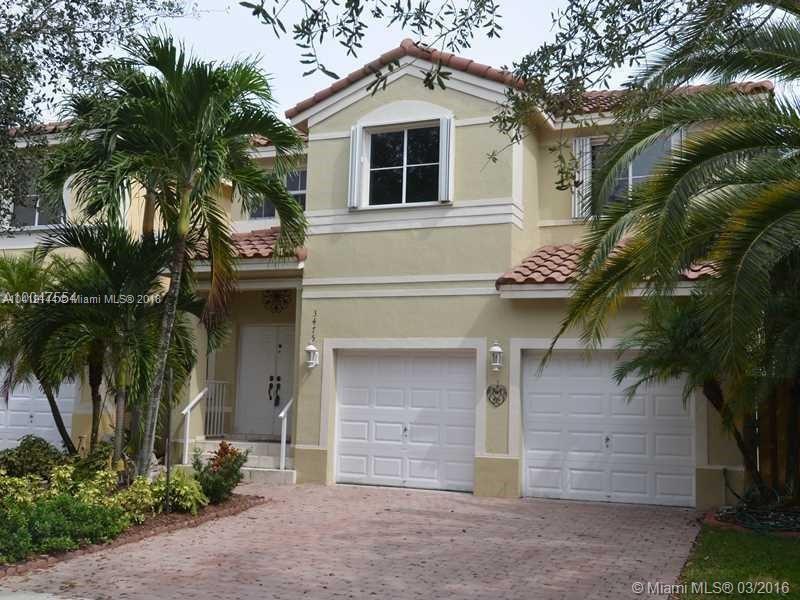 3475 SW 171st Ter,  Miramar, FL