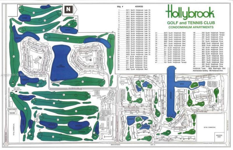 671 S Hollybrook Dr  Unit 104, Pembroke Pines, FL 33025-4004