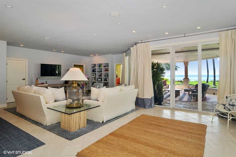 Seaside Villas, Fisher Island