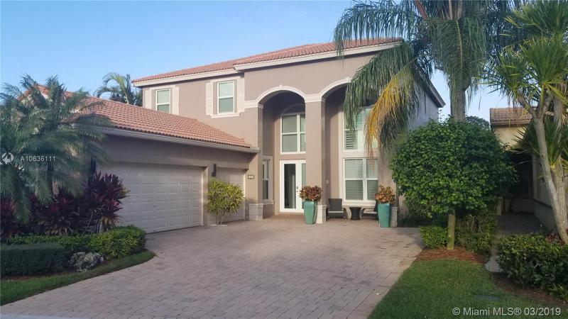 104  Alegria Way , Palm Beach Gardens, FL 33418-1722
