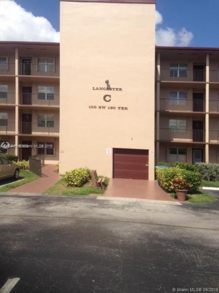 13300 SW 1st St  Unit 109, Pembroke Pines, FL 33027-1677