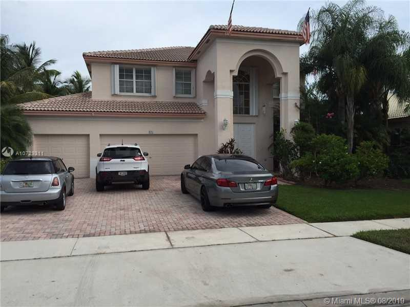 995 NW 168th Ave, Pembroke Pines, FL, 33028