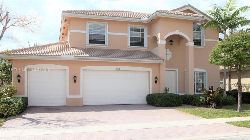 5328 SW 183rd Ave,  Miramar, FL