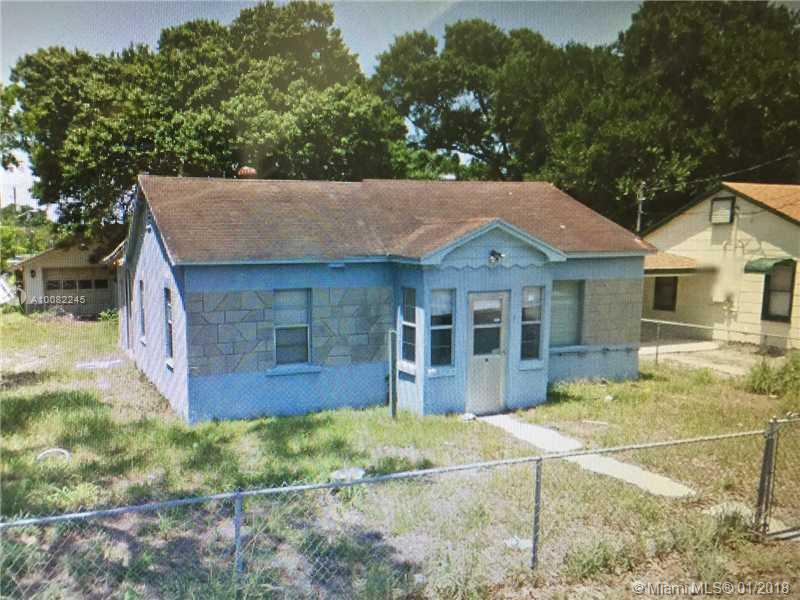 Fort Pierce Single Family A10082245