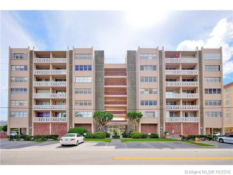 10000 Bay Harbor Ter  Unit 502, Bay Harbor Islands, FL 33154