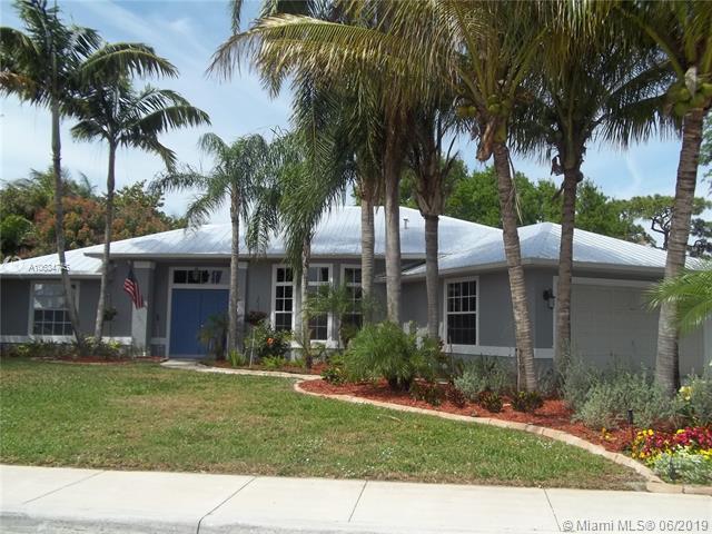 3412 SE Putnam Court , Stuart, FL 34997-5618