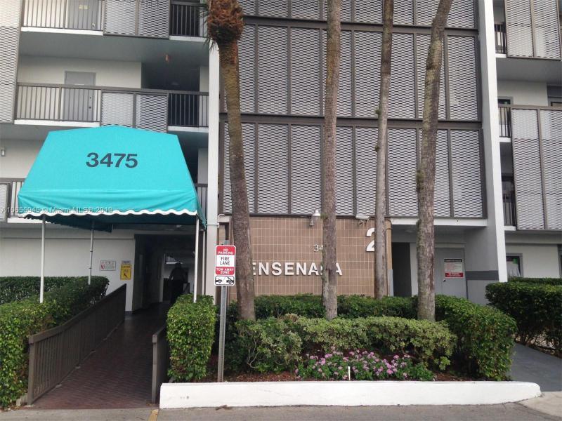 3475 N COUNTRY CLUB DR  Unit 314, Aventura, FL 33180-