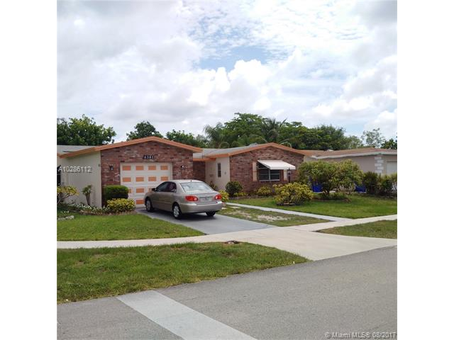1204 SW 75th Ave , North Lauderdale, FL 33068-3615