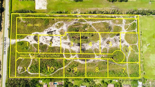 17661 70th Place, Southwest Ranches FL 33331-