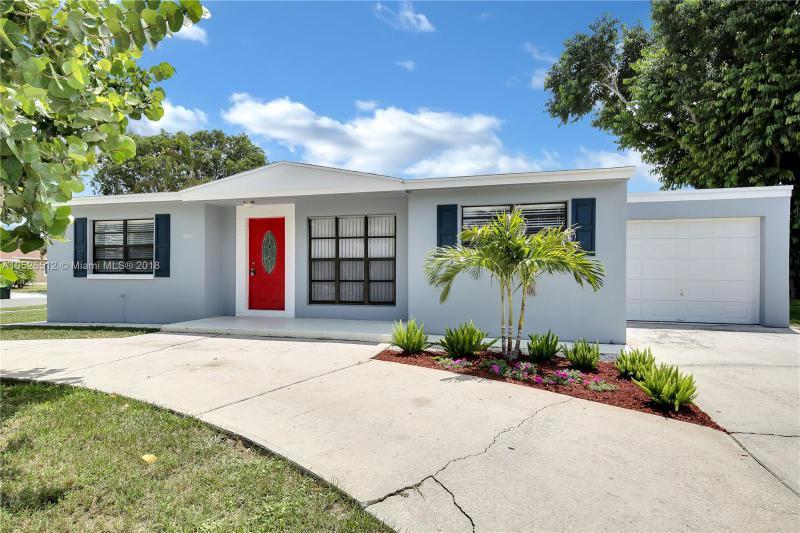 1444 Cochran Drive, Lake Worth FL 33461-