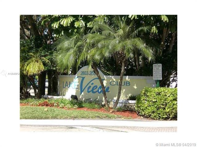 2810 N Oakland Forest Dr  Unit 203, Oakland Park, FL 33309-7609
