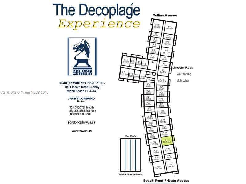 100 lincoln rd 441 miami beach fl 33139 a2167612 in decoplage - Decor plage ...