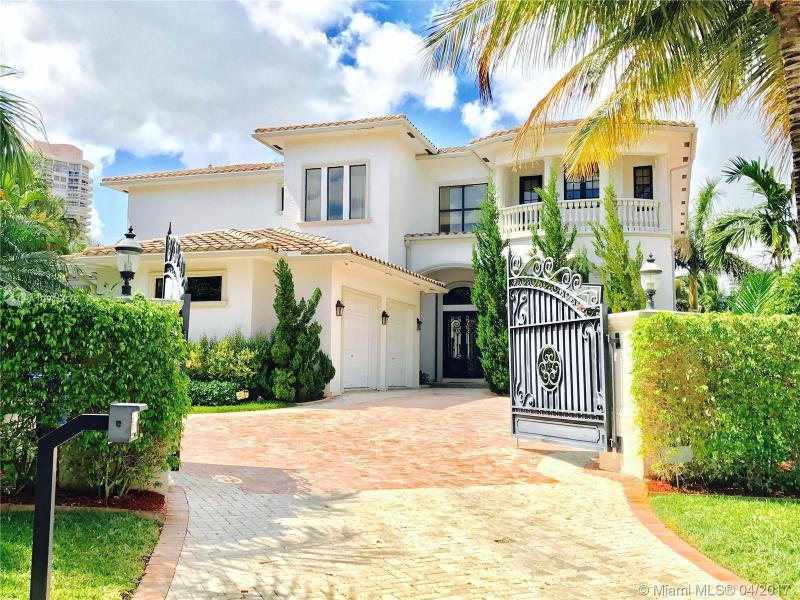 For Sale at 238 S Island Dr Golden Beach  FL 33160 - 35 51 42 & 2 52 42 Golden - 7 bedroom 7 bath A10215279_1