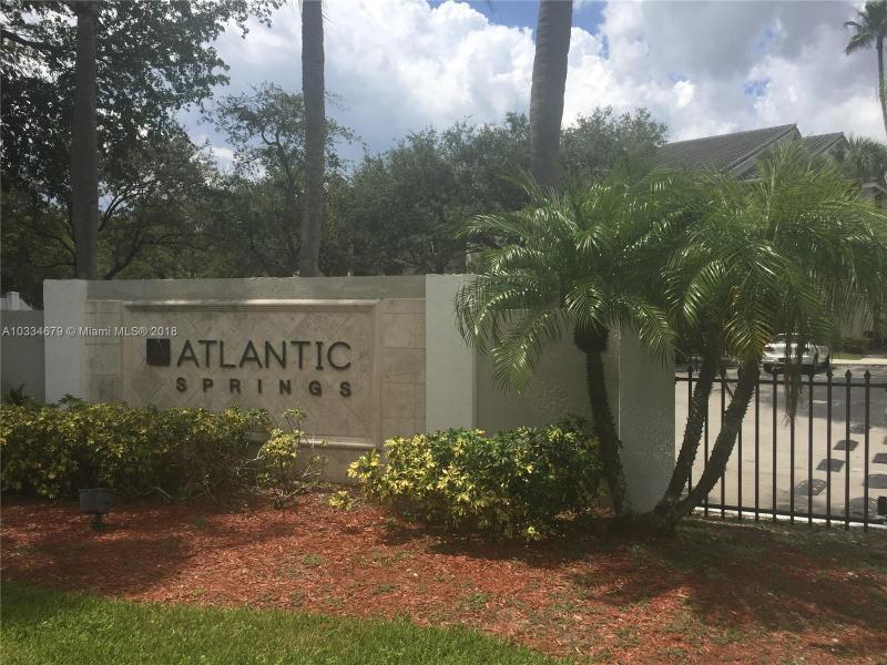 11233 W Atlantic Blvd  Unit 107, Coral Springs, FL 33071-5105