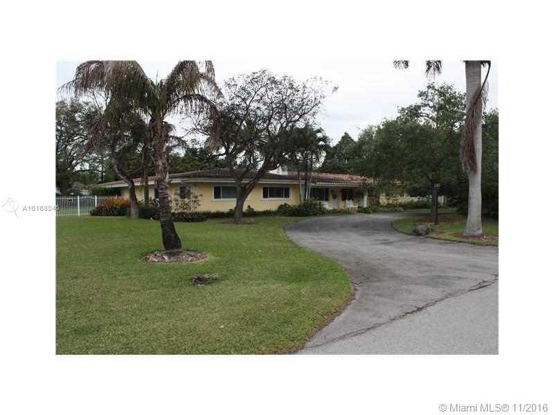 7300 79th St  SW, Coral Gables in Miami-Dade County, FL 33143 Home for Sale