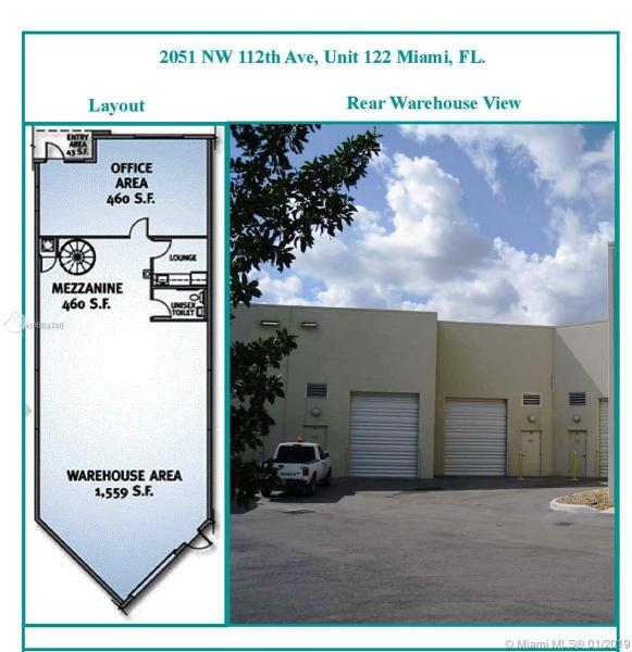 2051 NW 112th Ave 122, Sweetwater, FL, 33172