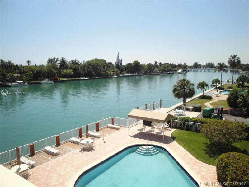 For Sale at  9111 E Bay Harbor Dr #4D Bay Harbor Islands  FL 33154 - Caravelle Condo - 3 bedroom 2 bath A10246613_3