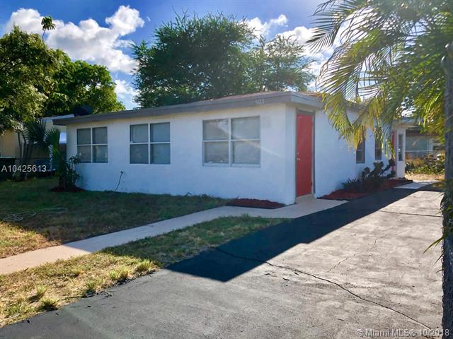921 NW 16th Ter, Fort Lauderdale, FL, 33311